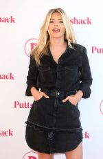 MOLLIE KING at Puttshack Launch Party in London 06/20/2018