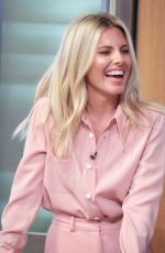 MOLLIE KING at Sunday Brunch Show in London 06/10/2018