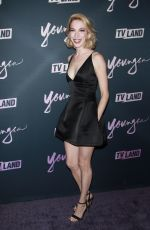 MOLLY BERNARD at Younger Premiere in New York 06/04/2018