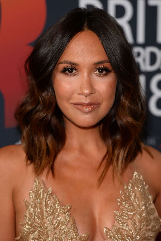 MYLEENE KLASS at Classic Brit Awards in London 06/13/2018