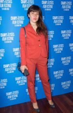 MYLENE JAMPANOI at 7th Champs Elysees Film Festival in Paris 06/19/2018