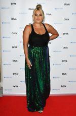NADIA ESSEX at Diva Magazine Awards in London 06/08/2018