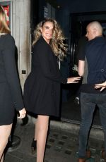 NADINE COYLE at Freedom Bar in London 06/25/2018
