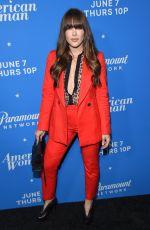 NADINE CROCKER at American Woman Premiere Party in Los Angeles 05/31/2018