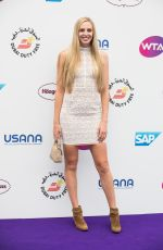 NAOMI BROADY at WTA Tennis on the Thames Evening Reception in London 06/28/2018