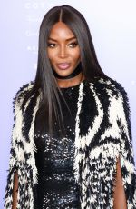 NAOMI CAMPBELL at 2018 Fragrance Foundation Awards in New York 06/12/2018