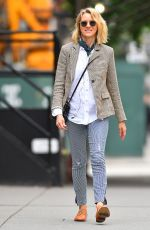 NAOMI WATTS Out in New York 06/13/2018