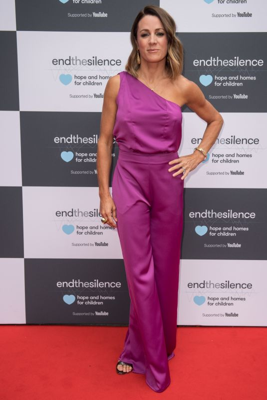 NATALIE PINKHAM at End the Silence Charity Gala in London 06/13/2018