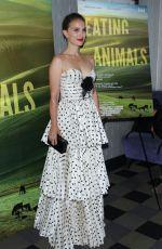 NATALIE PORTMAN at Eating Animals Screening in New York 06/14/2018
