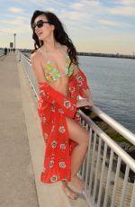 NATASHA BLASICK in Bikini in Marina Del Rey 06/19/2018