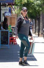 NATASHA HENSTRIDGE Out Shopping in Los Angeles 06/11/2018