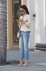 NAZANIN BONIADI Out Shopping in Beverly Hills 06/07/2018