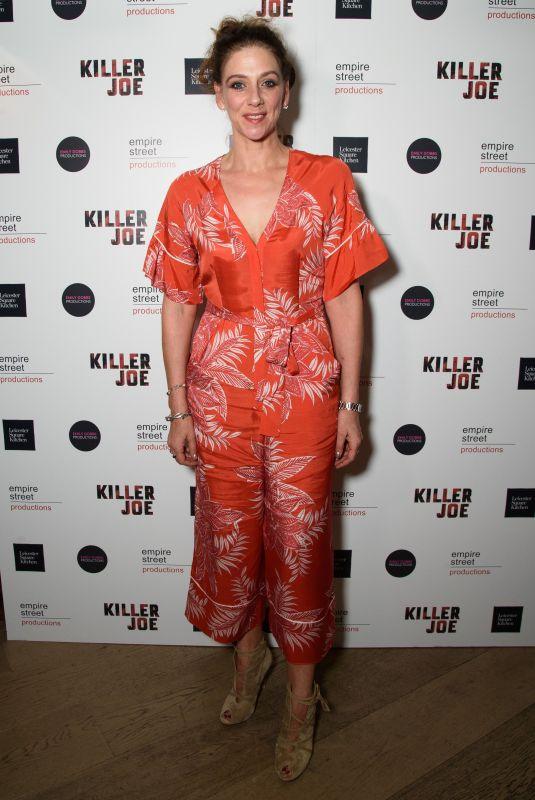 NEVE MCINTOSH at Killer Joe Press Night in London 06/04/2018
