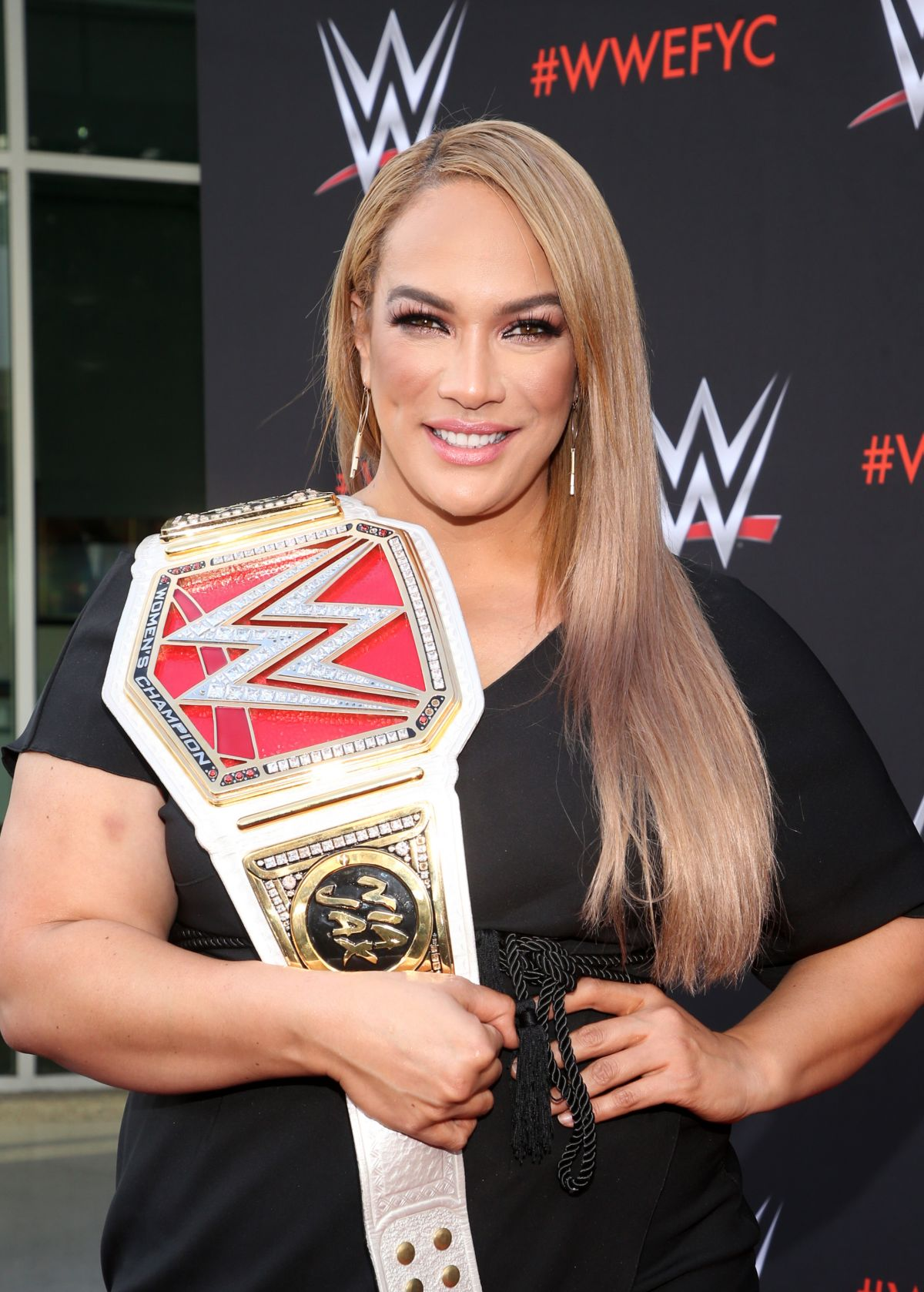 Nia Jax Calls Out WWE For Not Promoting Women Of Color In