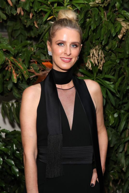 NICKY HILTON at Max Mara WIF Face of the Future in Los Angeles 06/12/2018