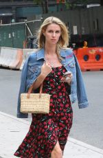 NICKY HILTON Out in New York 06/20/2018