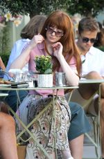 NICOLA ROBERTS at Charlotte Street Hotel in London 06/29/2018