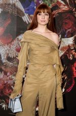 NICOLA ROBERTS at McQueen Premiere in London 06/04/2018