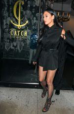 NICOLE SCHERZINGER at Catch LA in West Hollywood 06/06/2018