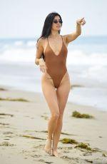 NICOLE WILLIAMS in Swimsuit at Laguna Beach 06/18/2018