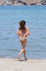 NIKKI REED in Bikini at a Beach in Mexico 06/04/201