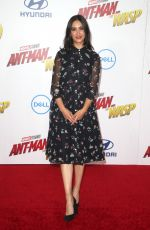 NIKOHL BOOSHERI at Ant-man and the Wasp Premiere in Los Angeles 06/25/2018