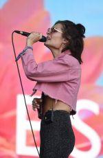 NINA NESBITT at Parklife Festival at Heaton Park in Manchester 06/10/2018
