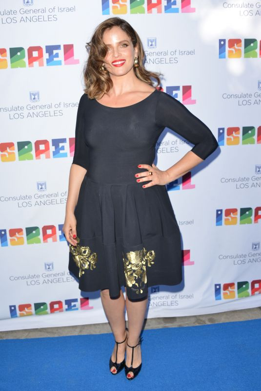 NOA TISHBY at 70th Anniversary of Israel Celebration in Universal City 06/10/2018
