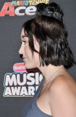 NOAH CYRUS at Radio Disney Music Awards 2018 in Los Angeles 06/22/2018