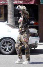 NOAH CYRUS Out and About in Studio City 06/19/2018