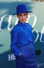 NOOMI RAPACE at Sharp Objects Premiere in Los Angeles 06/26/2018