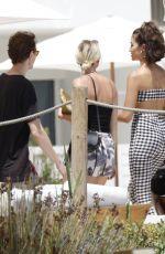 OLIVIA CULPO at a Set of a Photoshoot in Ibiza 06/27/2018