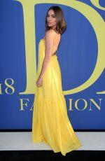 OLIVIA CULPO at CFDA Fashion Awards in New York 06/05/2018