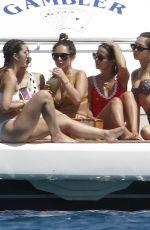 OLIVIA CULPO in Bikini on a Yacht in Formentera 06/26/2018