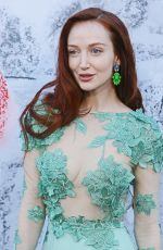 OLIVIA GRANT at Serpentine Gallery Summer Party in London 06/19/2018