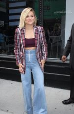 OLIVIA HOLT at AOL Build Series Building in New York 06/07/2018