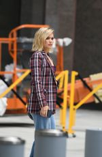 OLIVIA HOLT Leaves Her Hotel in New York 06/07/208