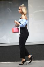 OLIVIA HOLT Out in New York 06/06/2018