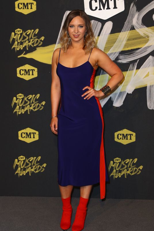 OLIVIA LANE at CMT Music Awards 2018 in Nashville 06/06/2018