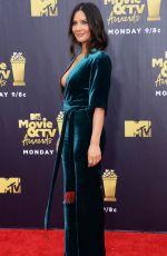 OLIVIA MUNN at 2018 MTV Movie and TV Awards in Santa Monica 06/16/2018