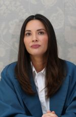 OLIVIA MUNN at The Rook Press Conference in Los Angeles 06/13/2018