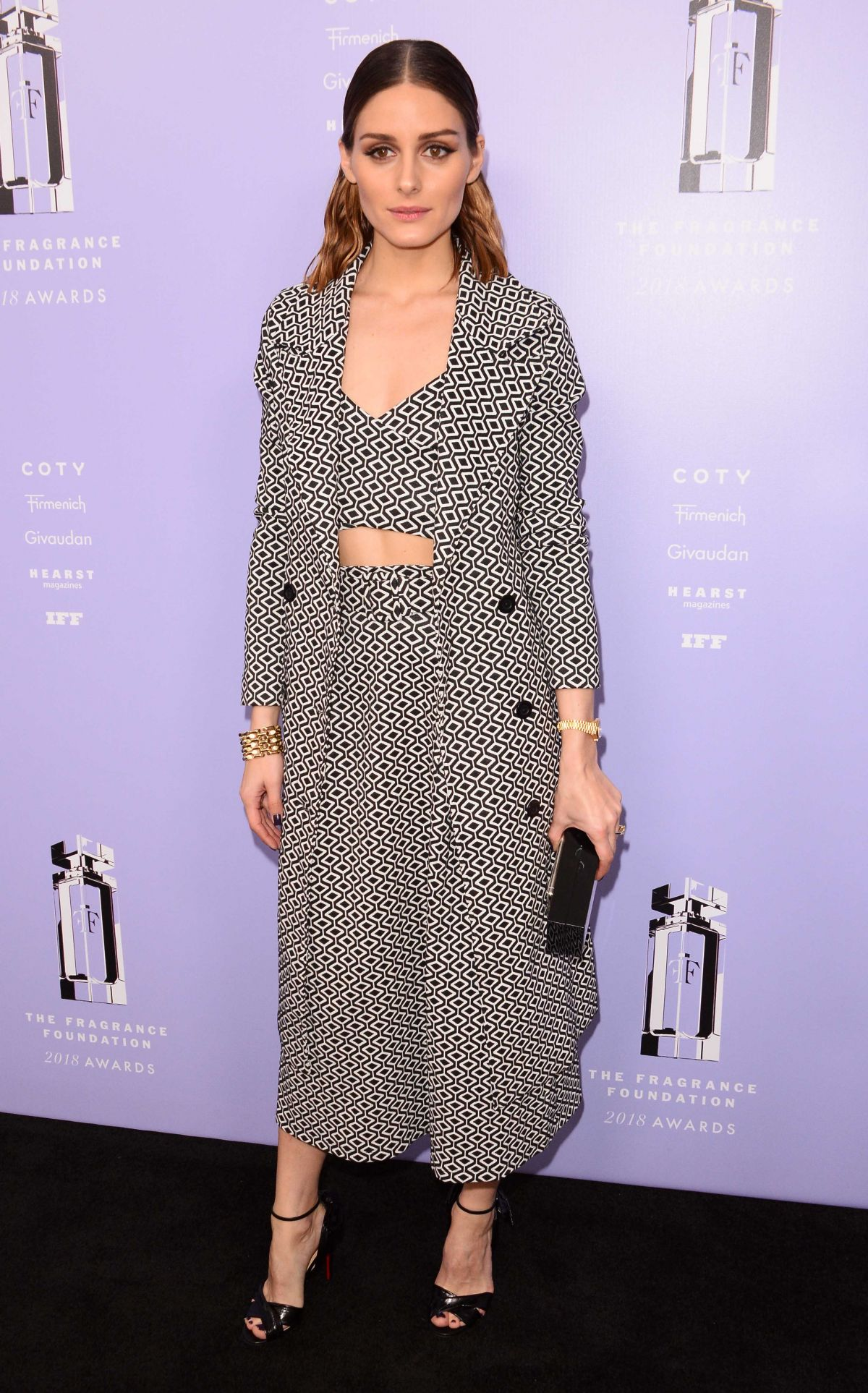 Olivia palermo the fragrance foundation awards finalists luncheon in ny nude (23 photos)