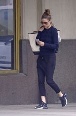 OLIVIA PALERMO Out in New York 06/03/2018