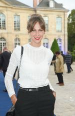 OPHELIE MEUNIER at Longines Charity Gala in Paris 06/02/2018