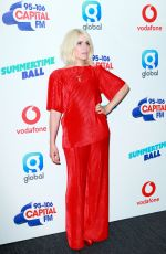 PALOMA FAITH at Capital Radio Summertime Ball 2018 in London 06/09/2018