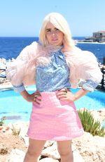 PALOMA FAITH at Isle of MTV Press Conference in Malta 06/27/2018
