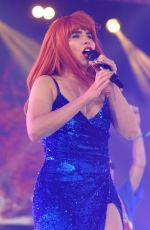 PALOMA FAITH Performs at Isle of MTV in Malta 06/27/2018