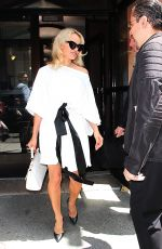PAMELA ANDERSON Out in New York 06/06/2018