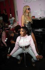 PARIS HILTON at Boohoo x Paris Hilton Launch Party in Los Angeles 06/20/2018