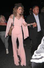 PARIS JACKSON at Delilah Nightclub in West Hollywood 06/20/2018